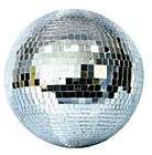 Spinning Mirror Ball Package
