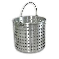 Stock Pot 50 Qt Steamer Basket