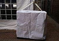 Canopy Water Ballast White Vinyl Cover
