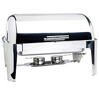 Chafer Supreme Roll Top Rectangle 8 Qt