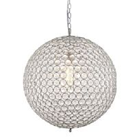 Chandelier Crystal Ball 1 Light