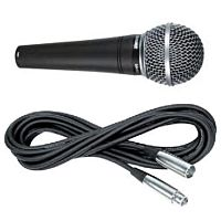 Sound Microphone With Cord