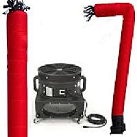Inflatable Blower Tube 26' | Red