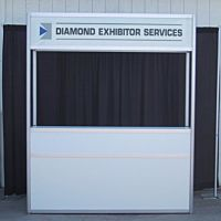Expo Registration Booth
