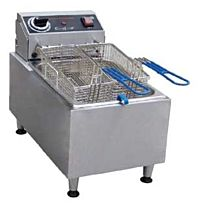Deep Fat Fryer Electric  / Counter / Twin Basket