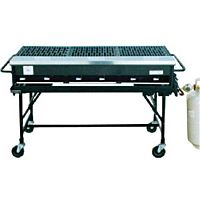 "Grill Propane ""F"" 16"" x 50"" 55 Sq Ft"
