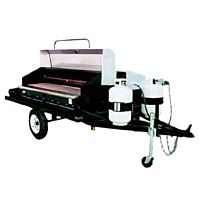 "Grill Tow Propane Two Sided 16"" x 64""  142 Sq Ft"
