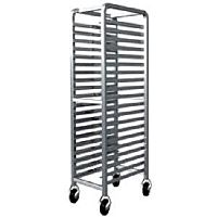 Speed Rack 20 Tray Capability