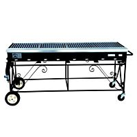 Grill Propane 1666G   G 16x66 73 Sq Ft