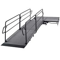 Stage Outdoor 4x4 Grey Ramp