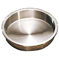 Round Chafer Pan | 4 Qt
