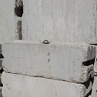 Cement Weight 3600 Lbs 2x2x6