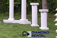 Corinthian Granite Column | 40""