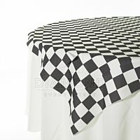 Classic Check Black/White Racing