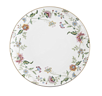 Tara White Floral China Set