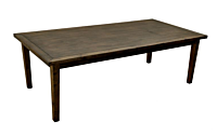 "Sundance King Wood Banquet Table | 48""x96"""