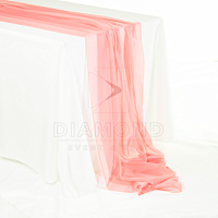 Voile Coral Runner
